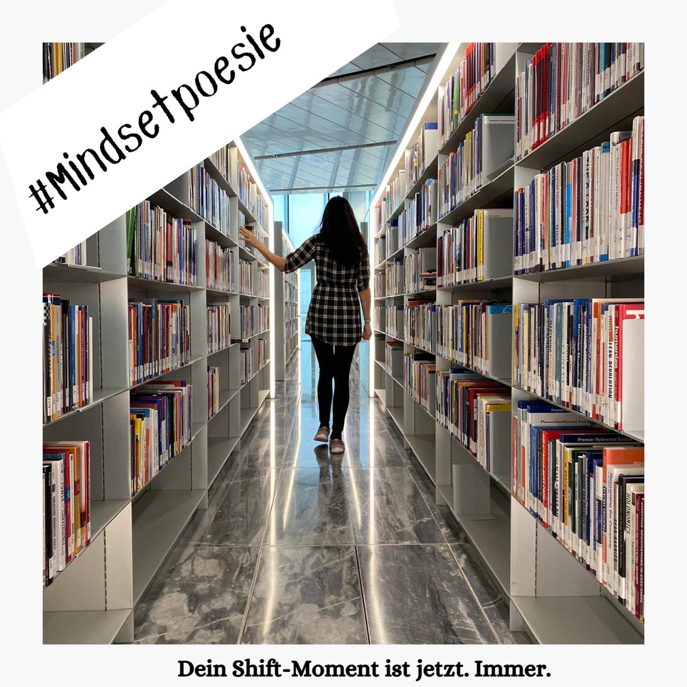 Carola Elisabeth Mindsetpoesie Bild Dein Shift-Moment ist jetzt. Immer. #Mindsetpoesie 1:2